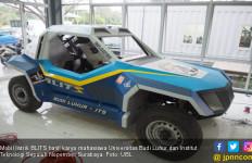 BLITS, Mobil Listrik Karya UBL - ITS Akan Jelajahi Indonesia - JPNN.com