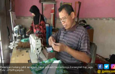 18 Tahun Menabung, Tukang Jahit Akhirnya Naik Haji - JPNN.com
