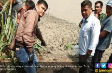 Keluarga Libatkan Dukun Cari Korban Terkaman Buaya - JPNN.com