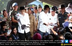 Jokowi Instruksikan Penanganan Terbaik Korban Gempa Lombok - JPNN.com