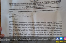 Mabes Polri Selidiki Deklarasi Negara Federal Papua Barat - JPNN.com