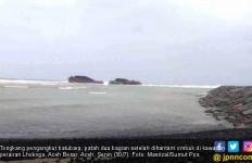Tongkang Dihantam Ombak, 70 Ribu Ton Batubara Tumpah ke Laut - JPNN.com