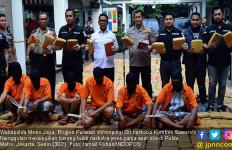 Polisi Bongkar Penyeludupan 1,4 Ton Ganja dari Aceh - JPNN.com