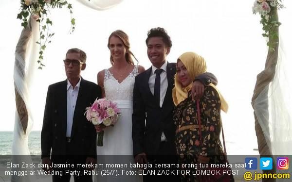 Bule Cantik Itu Menangis tatkala Cincin tak Ada di Saku Elan - JPNN.com