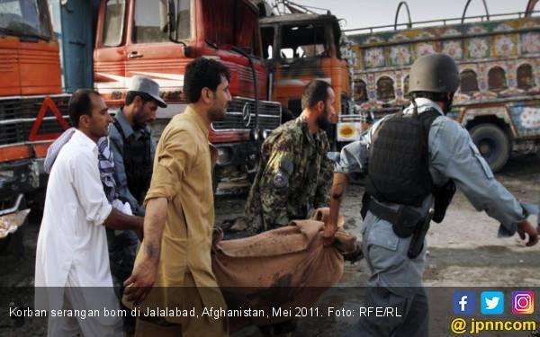 14 Bom Meledak di Hari Kemerdekaan Afghanistan - JPNN.com