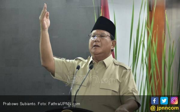 Prabowo Bicara Lagi soal Utang Luar Negeri, Jleb! - JPNN.com