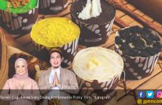 Ada Kue Serabi Baru dari Desta dan Natasha Rizky - JPNN.com