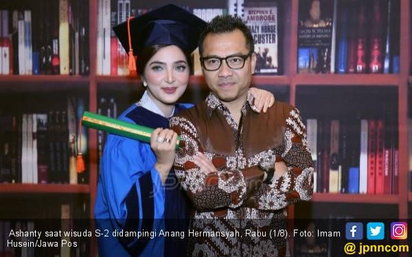 Ashanty Beber Kesalahan Anang Hermansyah Soal RUU Permusikan - JPNN.com