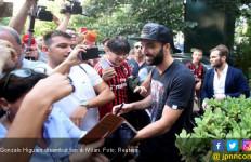 Gonzalo Higuain ke AC Milan, Bonucci Balik ke Juventus - JPNN.com