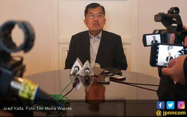 Ada Rusuh 21 – 22 Mei, Prabowo Bertemu Jusuf Kalla - JPNN.com