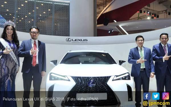 Jusuf Kalla Ingin Setop Impor Mobil Mewah, Ini Reaksi Lexus - JPNN.com