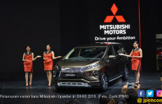 GIIAS 2018: Varian Baru Mitsubishi Xpander Menggoda - JPNN.com