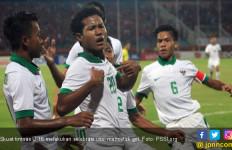 Bantai Kamboja, Indonesia Melaju Sempurna di Piala AFF U-16 - JPNN.com