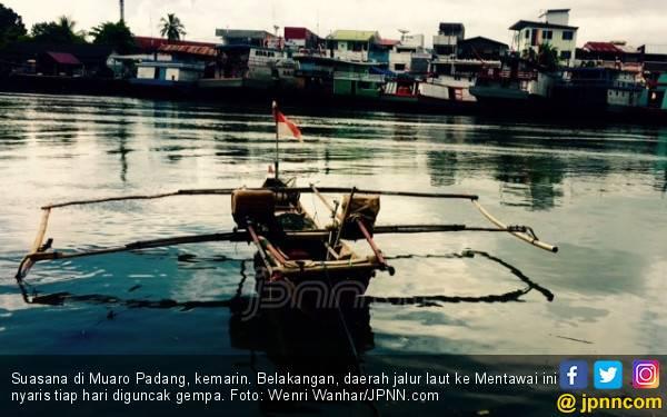 Cerita Tatkala Laut Marah - JPNN.com