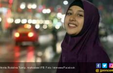Arnita, Mahasiswi IPB Mualaf tak Lama Setelah Orientasi - JPNN.com