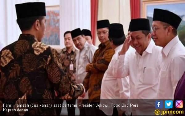 Fahri Pesimistis Pelukan Prabowo dan Jokowi Akhiri Keributan - JPNN.com