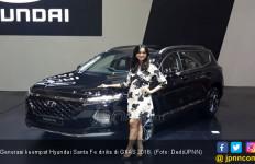 Beda Hyundai Santa Fe Terbaru di Eropa dengan Indonesia - JPNN.com