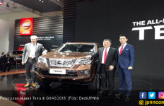 GIIAS 2018: Harga Nissan Terra Beda Tipis dengan Fortuner - JPNN.com