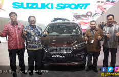 GIIAS 2018: Suzuki Sport Perkuat 3 Produk Andalan SIS - JPNN.com
