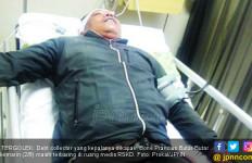 Ancam Bunuh Nasabah, Debt Collector Ditebas Kapak Berkarat - JPNN.com