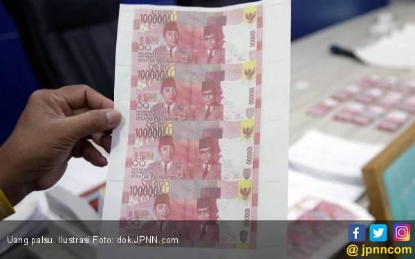 Masyarakat Diminta Lebih Jeli Kenali Uang Palsu - JPNN.com