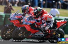 Tegang! Ducati 1 dan 2 di MotoGP Ceko, Marquez Ketiga - JPNN.com