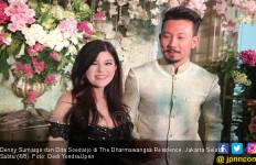 Putus, Dita Doakan Denny Sumargo Dapat yang Lebih Baik - JPNN.com