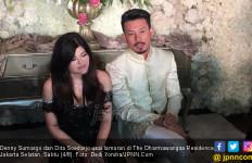 Dita Soedarjo Sangat Tajir, Denny Soemargo Sempat Minder - JPNN.com