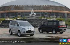 Mitsubishi Delica Tidak Ada Lagi Model Baru di Indonesia - JPNN.com