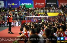 Audisi Djarum di Cirebon dan Solo Pecahkan Rekor Peserta - JPNN.com