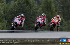 Cek Klasemen MotoGP 2018 Usai Balapan ke-100 Marc Marquez - JPNN.com