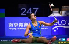 Carolina Marin jadi Wanita Pertama Tiga Kali Juara Dunia - JPNN.com