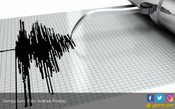 Kabupaten Sukabumi Dikepung Patahan Gempa - JPNN.com
