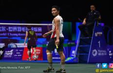 Kento Momota is Back, dari Kena Hukuman Hingga Juara Dunia - JPNN.com