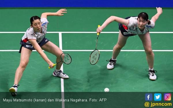 Aksi 4 Wanita Ini Terbaik di Semifinal Fuzhou China Open - JPNN.com