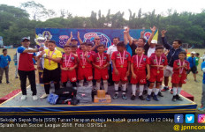 Tunas Harapan Rebut Tiket Grand Final OSYSL 2018 - JPNN.com