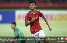 Striker Timnas U-19 Dapatkan Sisi Positif Selama di Rumah Aja, Apa Itu? - JPNN.com
