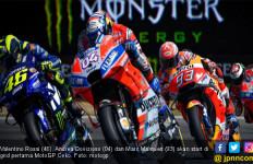 Rossi Pesimistis Bisa Kalahkan Dovi & Marquez di MotoGP Ceko - JPNN.com