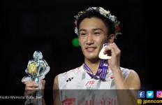 Kento Momota, Hilang 15 Bulan, Kini jadi Raja - JPNN.com