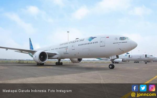 Di Hari Kasih Sayang, Garuda Indonesia Group Turunkan Tarif Tiket Pesawat - JPNN.com