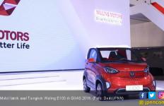 Wuling E100 Diklaim Dapat Menempuh dari Jakarta - Bandung - JPNN.com