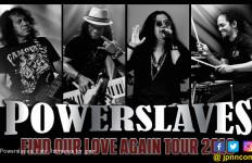 Powerslaves Persembahkan Lagu untuk Tenaga Medis Pasien Corona - JPNN.com