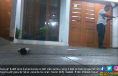 Info Terkini dari Polisi soal Kasus Molotov di Rumah Kapitra - JPNN.com