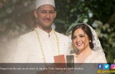 Sehari Nikah, Tasya Kamila dan Suami Langsung Bulan Madu - JPNN.com
