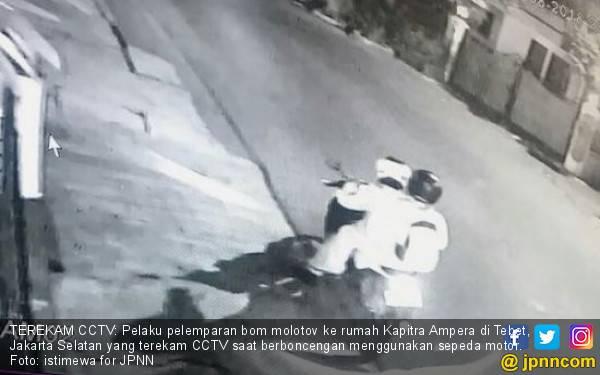 Pelempar Bom Molotov di Rumah Kapitra Ada 2Orang - JPNN.com