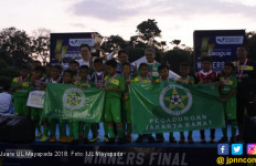 Kompetisi IJL Mayapada Mirip La Liga Promise di Spanyol - JPNN.com