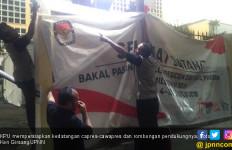 KPU Bersolek, Selamat Datang Capres-Cawapres 2019 - JPNN.com