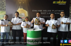 Oli Baru Evalube Helios Platinum Kompetitif Standar Euro4 - JPNN.com