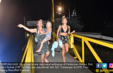 Kisah Para Turis tentang Kondisi Gili Trawangan Pascagempa - JPNN.com