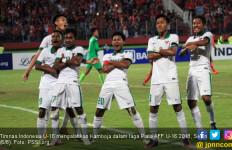 Pesta Gol Timnas U-16 dan Donasi untuk Korban Gempa Lombok - JPNN.com